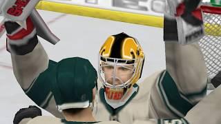 PSP - NHL 07 - GamePlay [4K]