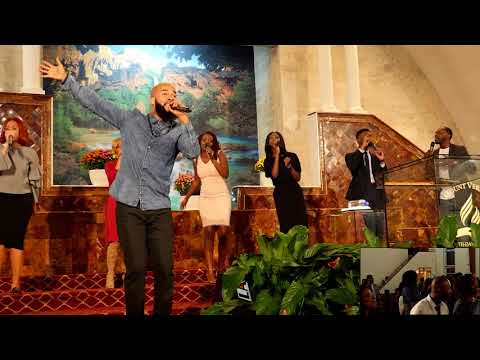 JJ Hairston Worship Medley