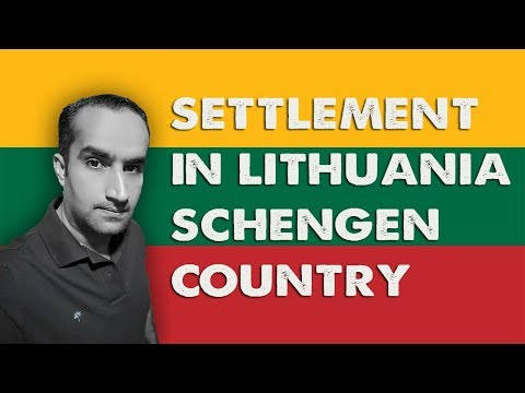Settlement In Lithuania Visa Business Immigration