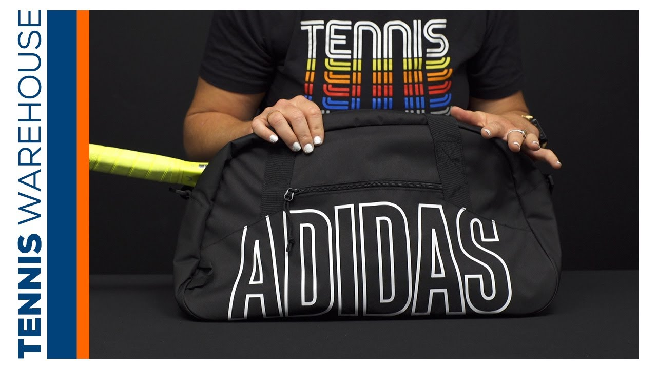 Product Video: adidas Graphic Duffel (good accessory for the tennis court)