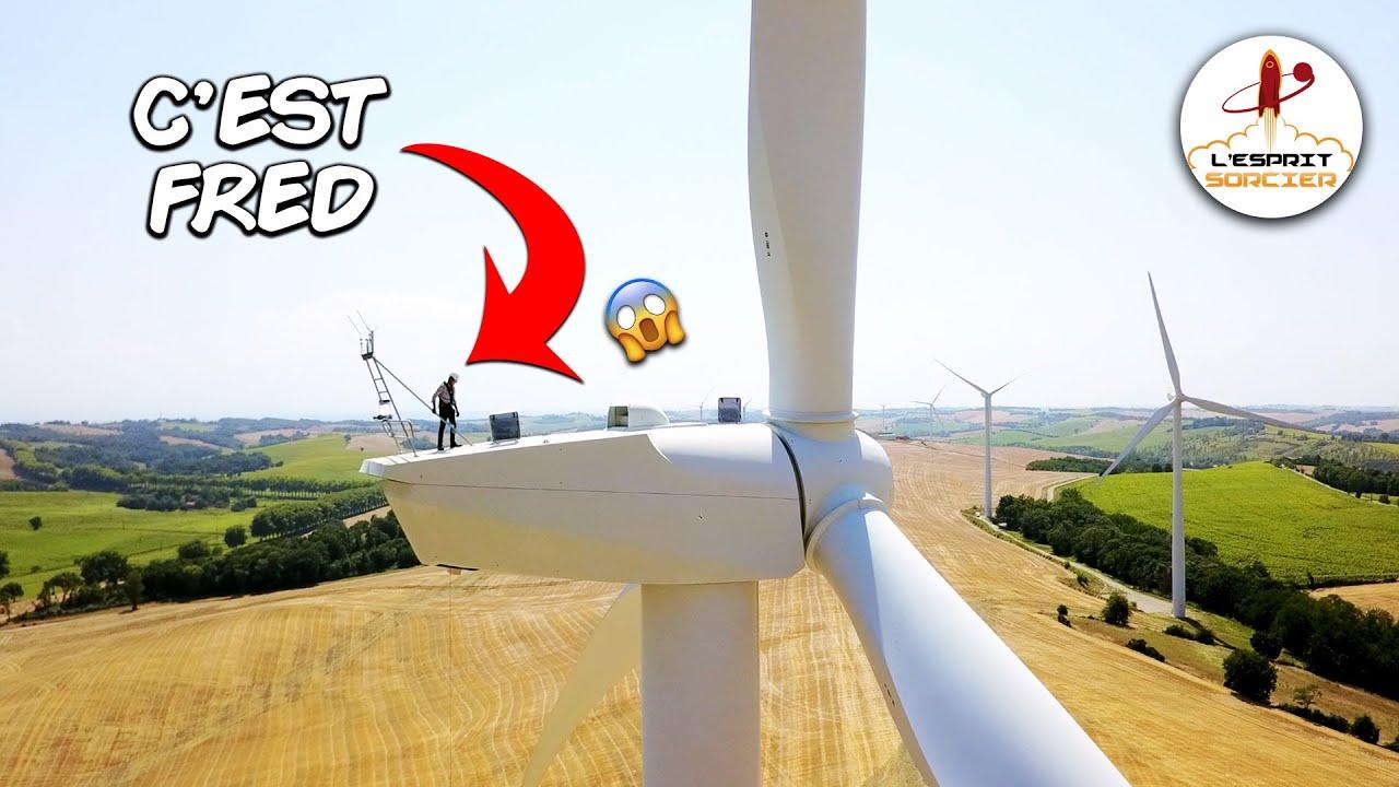 Comment ça marche, une éolienne ?