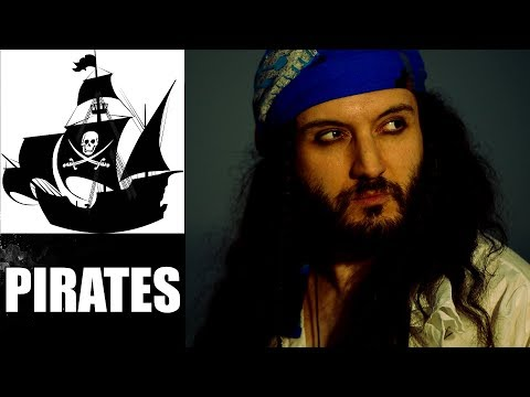 Pirates, Corsairs, Privateers, Buccaneers, Filibusters