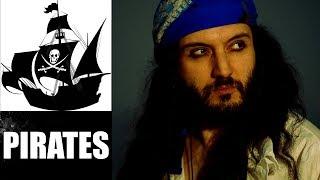 Pirates, Corsairs, Privateers, Buccaneers, Filibusters