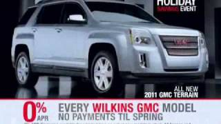 Wilkins Buick GMC Holiday Event Baltimore Dealer