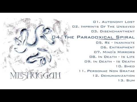 Meshuggah - Catch 33 [8-BIT / FULL ALBUM / HD]