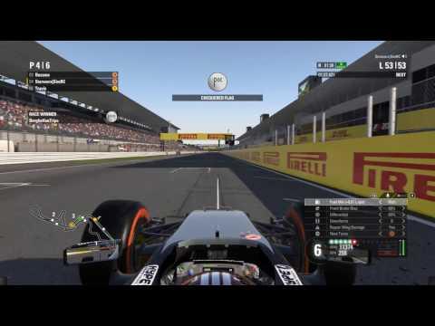 SimRC Race #17: 2016 Formula 1 Emirates Japanese Grand Prix