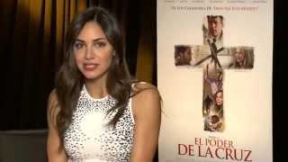 Cinemark en Colombia - El Poder de la Cruz - Valerie Domínguez
