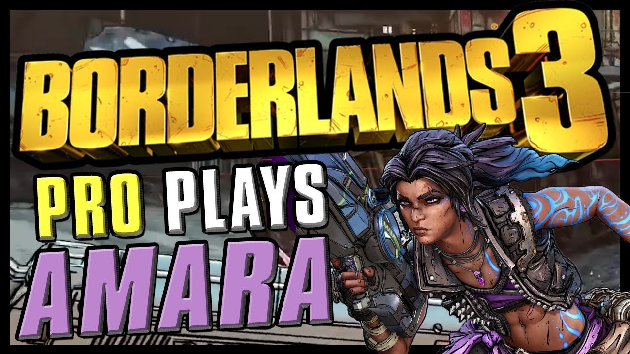 Borderlands 3 | Exclusive Gameplay - Amara Played by Gearbox Employee Pro thumbnail