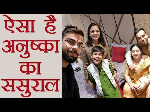 Virat Kohli - Anushka Sharma Wedding: This is Anushka Sharma's in-Laws Profession   FilmiBeat