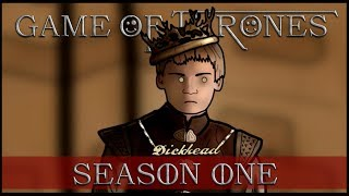 Game of Thrones Parody: Season 1 (FULL)