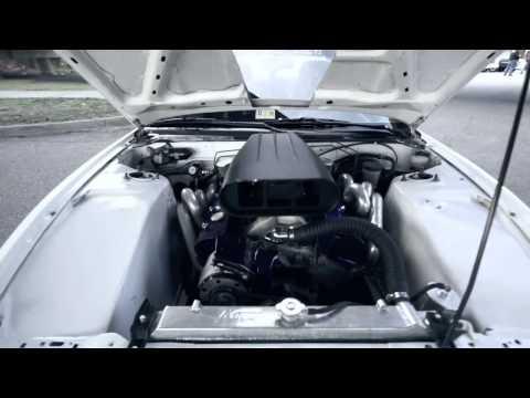James Beck's V8 S13