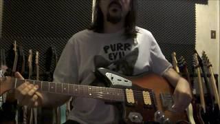 Sepultura - Manifest - guitar cover