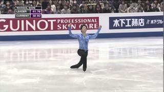 2013 14 GPF Hanyu, Yuzuru SP JPN NBC