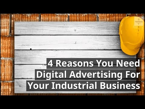 Digital Advertising For Industrial Businesses