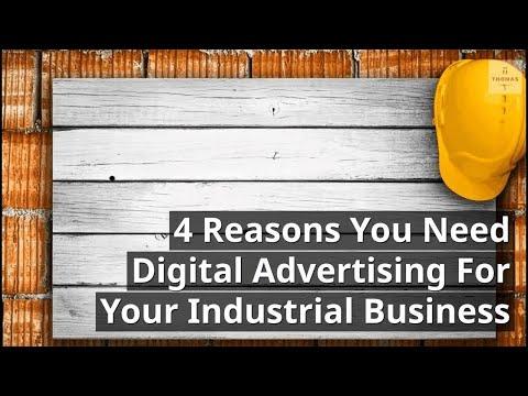 Digital Advertising For Industrial Businesses
