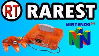 The Rarest N64 Consoles
