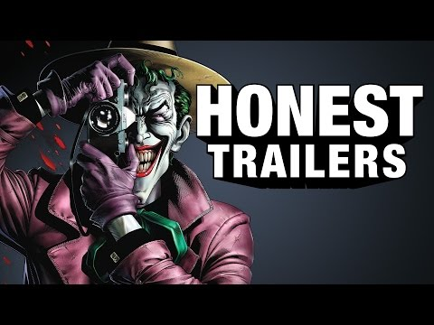 Honest Trailers - Batman: The Killing Joke