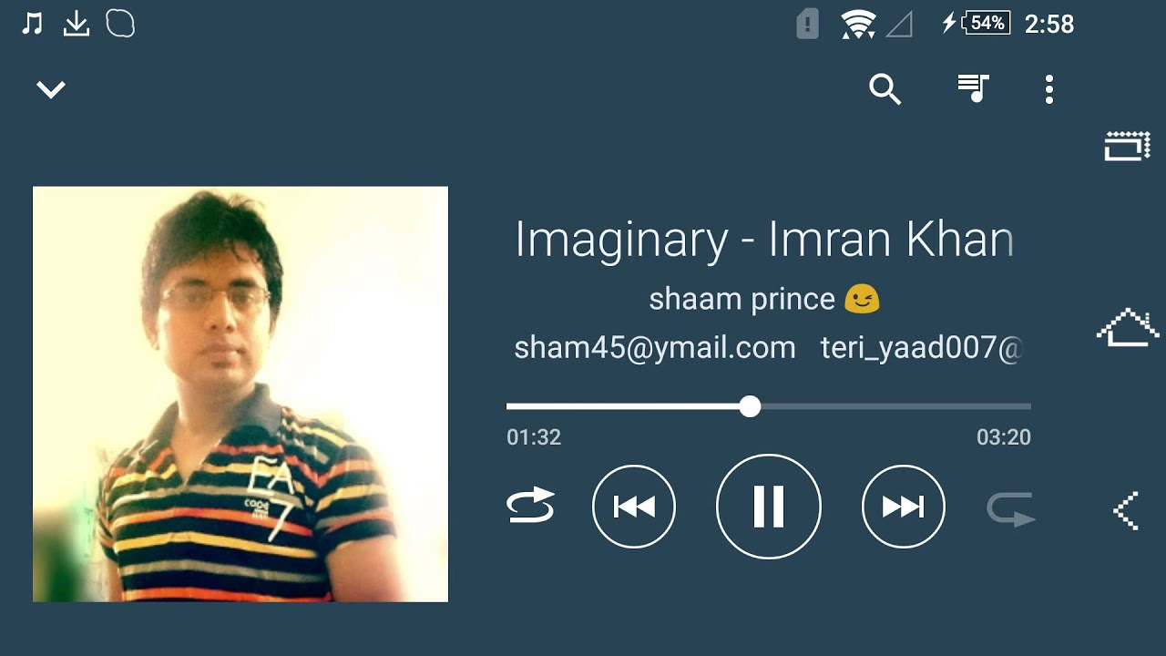 imaginary girl by imran mp3