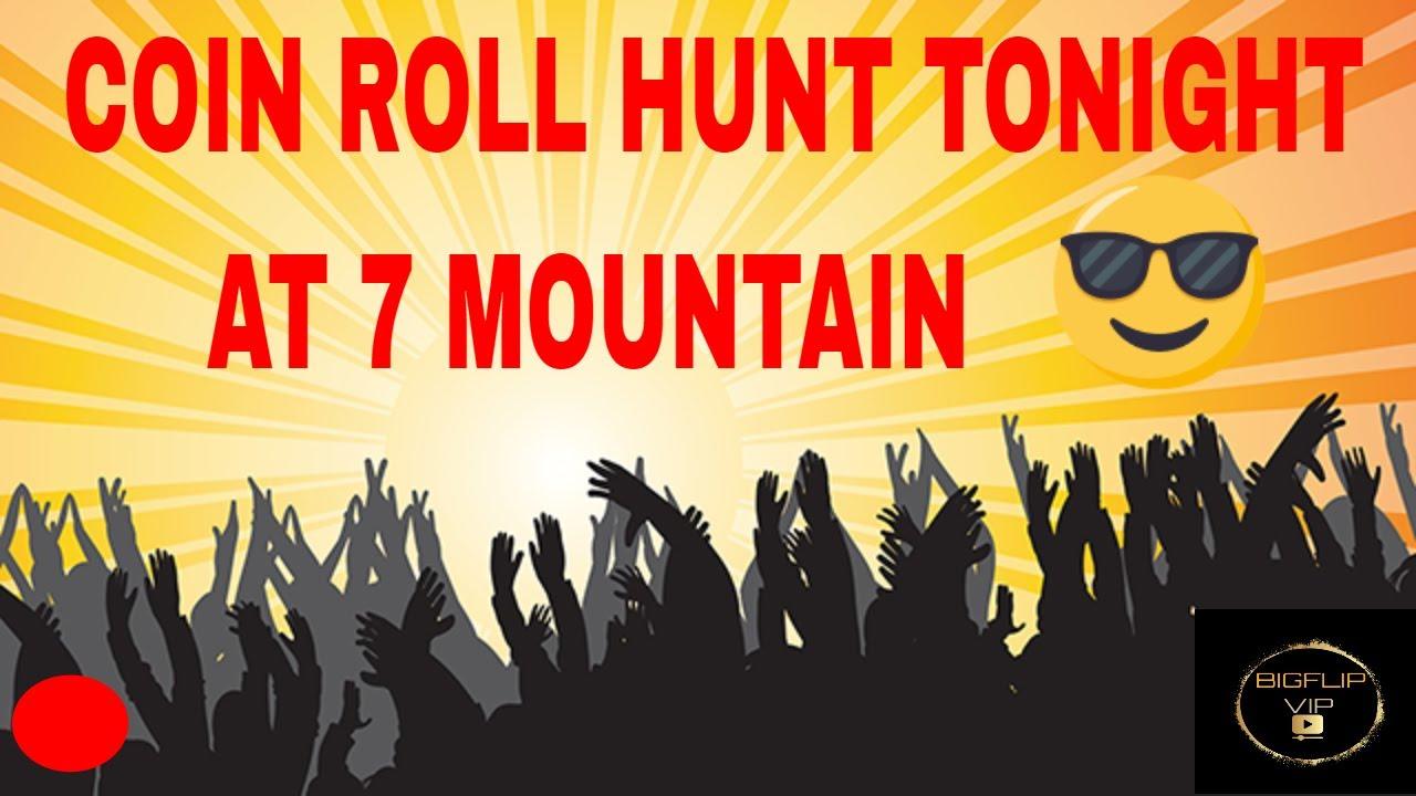 COIN ROLL HUNT TONIGHT .MORGAN MONDAY. GRAB BAG GIVEAWAY