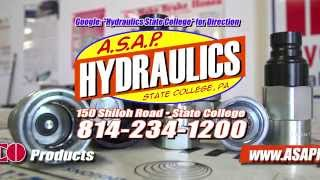 ASAP Hydraulics for Heavy Equipment