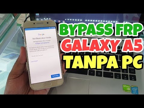 Repeat TUTORIAL BYPASS FRP GOOGLE ACCOUNT SAMSUNG GALAXY A5 A520F