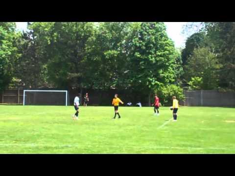 '11 President's Cup - Collision W Keeper (2nd Caution) - WEAK Whistle