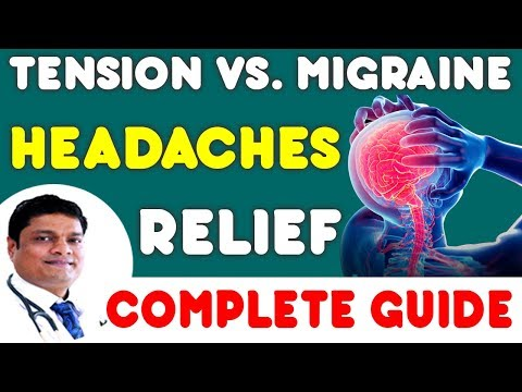 Everything you need to know about Headache causes and Treatments | General Physician Health tips