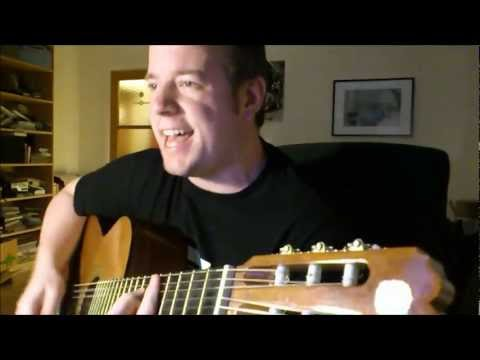 The Offspring - Slim Pickens, Acoustic Cover