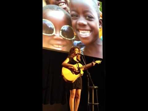 Tori Kelly @ Pencils for Promise