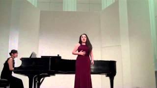 La promessa by Gioacchino Rossini - Alessandra Altieri , Soprano