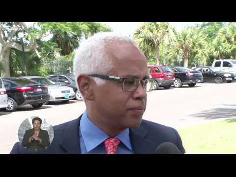 MIN. OF TOURISM ON GRAND BAHAMA HOTEL INVESTORS