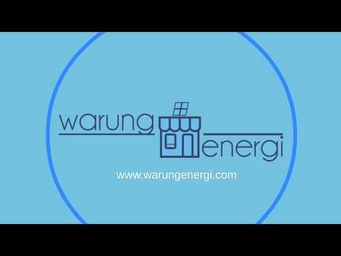 Solar Home System Warung Energi