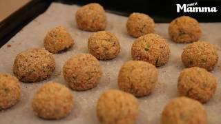 Ricetta - Polpette di quinoa e verdura [Senza glutine]
