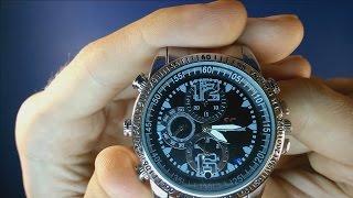 #39. Шпионские часы и чудо насос =)