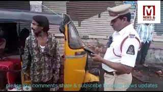 Bahadurpura Traffic Police | Organised a Special Drive For The Safety of Childrens | Auto Schools -