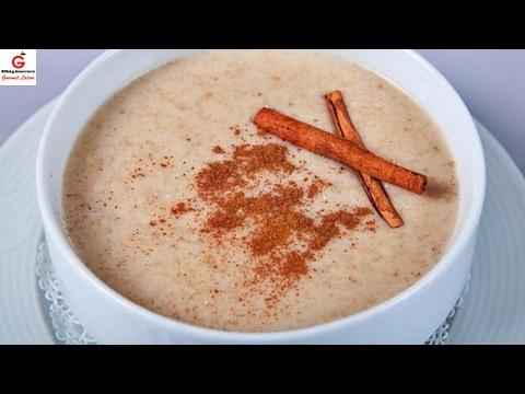 Como hacer crema de avena para el desayuno