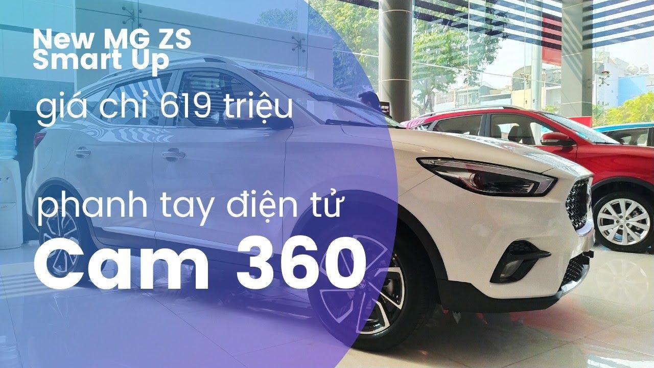 New MG ZS Luxury 2021 Smart Up giá bán và trang bị được nâng cấp ra sao ??? (0899.50.78.78)