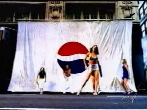 Spice Girls - Move Over [ Pepsi Commercial 1998]