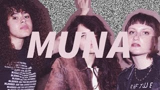 MUNA Interview - The Personal is Political | Politics and Change