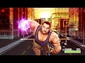 Hunk Big Man 3D: Fighting Game Android Gameplay 1080p