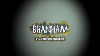 BRANHAM - A false prophet and false christ. Latest telugu Christian short film