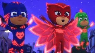 PJ Masks Deutsch Pyjamahelden 🎃 Happy Halloween: Superkräfte-Tausch 🎃 Cartoons für Kinder