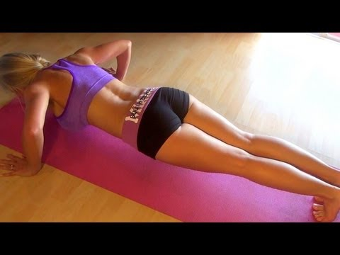 Women's Chest Exercise: How to do Push-ups Correctly