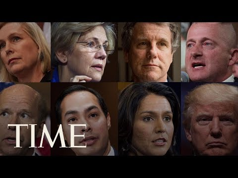Meet The Major Candidates Running For President In 2020 | TIME Mp3