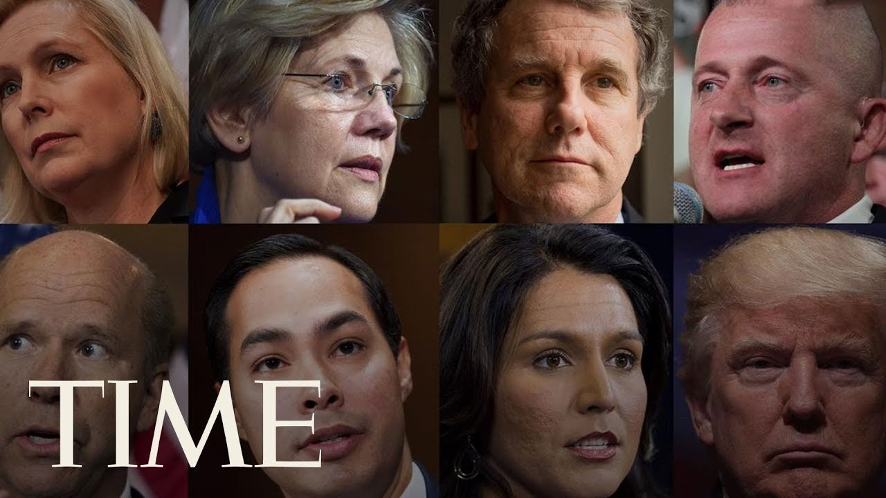 Meet The Major Candidates Running For President In 2020