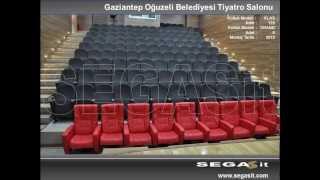 konferans sinema koltuğu segasit