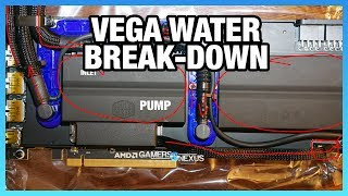 Vega: FE Water Cooled Internals & Break-Down