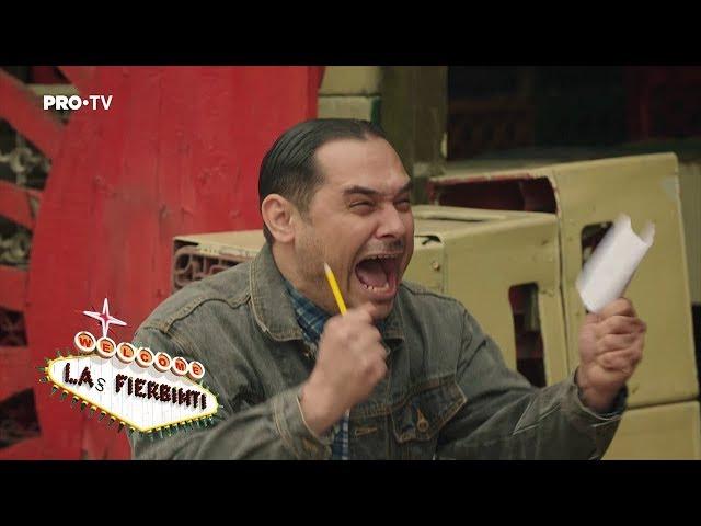 Las Fierbinti - Dorel a câștigat la loto