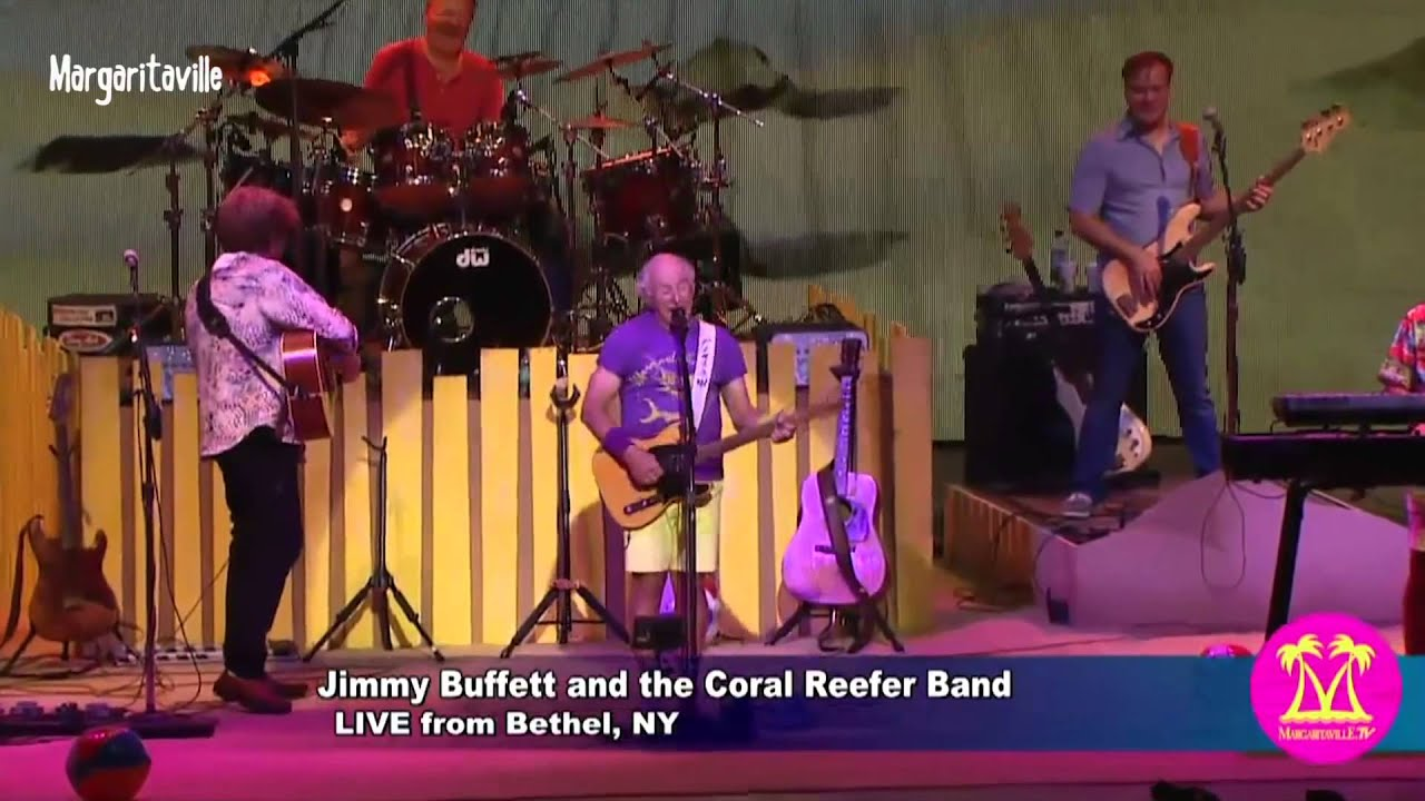 Jimmy Buffett Tour Ahead for Spring and Summer 2016 | Vivid