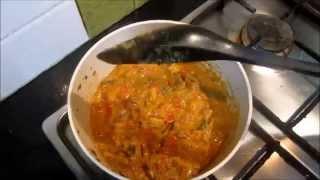 Mushroom Masala(காளான் மசாலா)Sivakasi Samayal / Recipe - 177